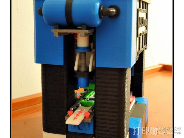 机械多工位压力机 3D模型  图38