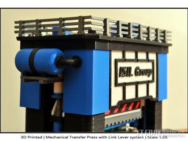 机械多工位压力机 3D模型  图39