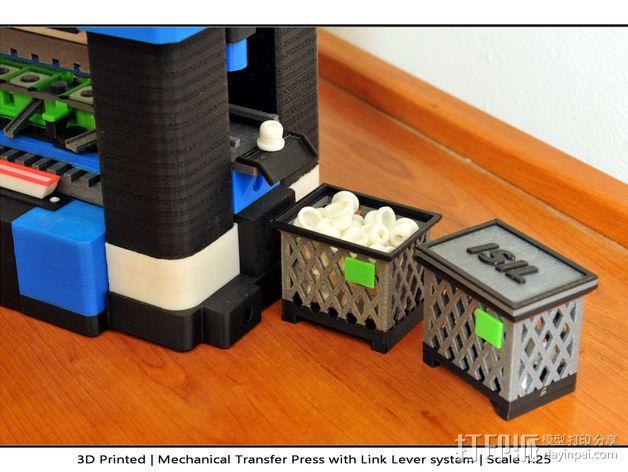 机械多工位压力机 3D模型  图43