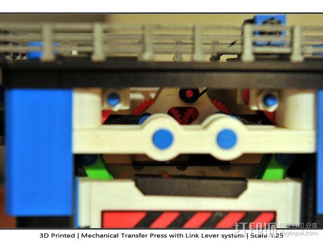 机械多工位压力机 3D模型  图50