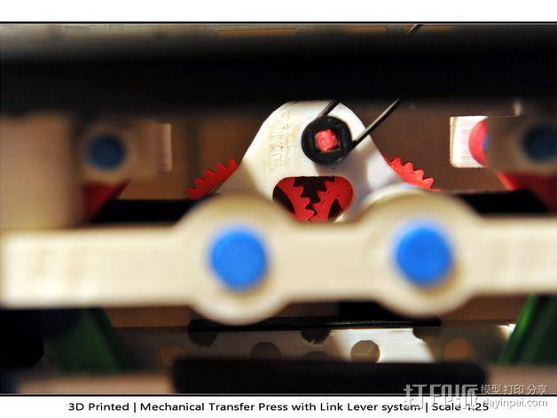 机械多工位压力机 3D模型  图51