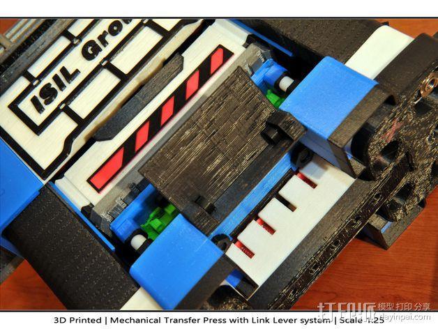 机械多工位压力机 3D模型  图53