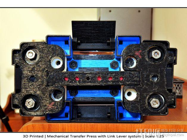 机械多工位压力机 3D模型  图55