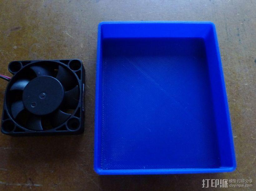 零件托盘 3D模型  图3