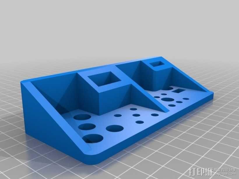 工具架 3D模型  图1