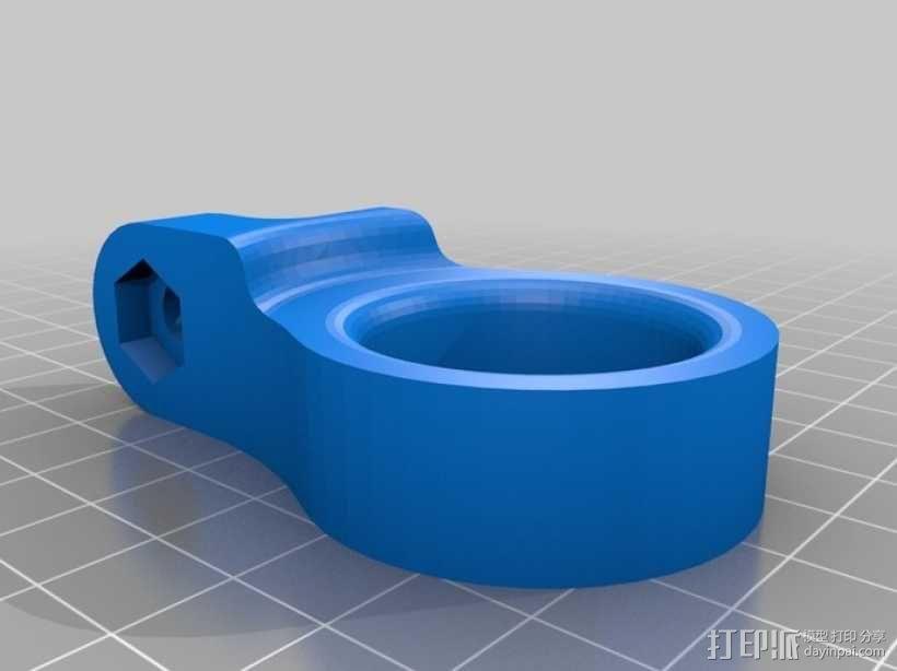 绳索滑轮 3D模型  图4