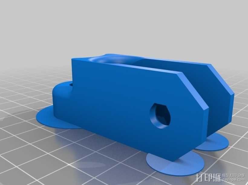绳索滑轮 3D模型  图5