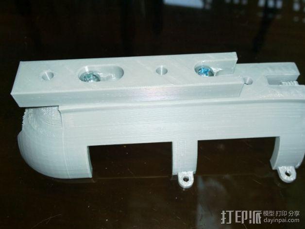 喷雾固定架 3D模型  图8