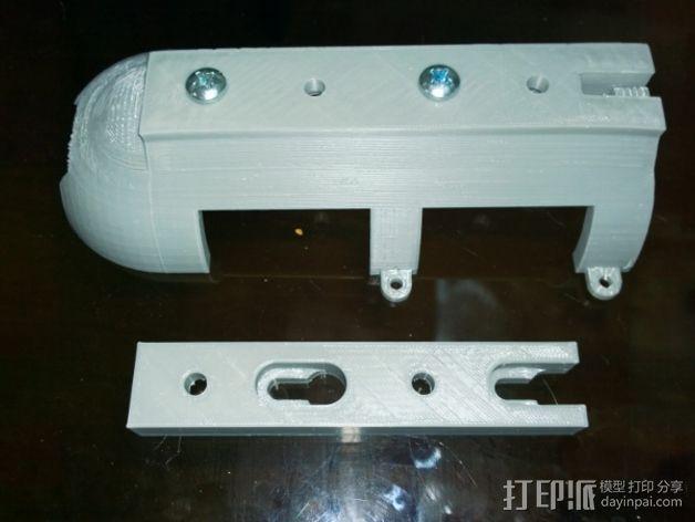 喷雾固定架 3D模型  图10