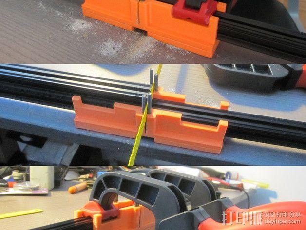 定制化斜锯柜 3D模型  图4