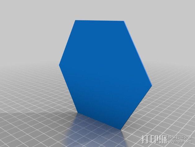 焊盘 模具 3D模型  图3