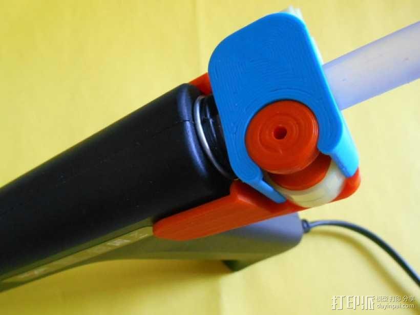 电动给料器 3D模型  图1
