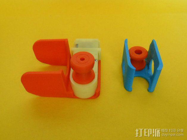 电动给料器 3D模型  图5