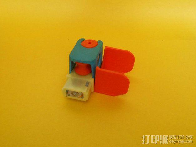 电动给料器 3D模型  图6