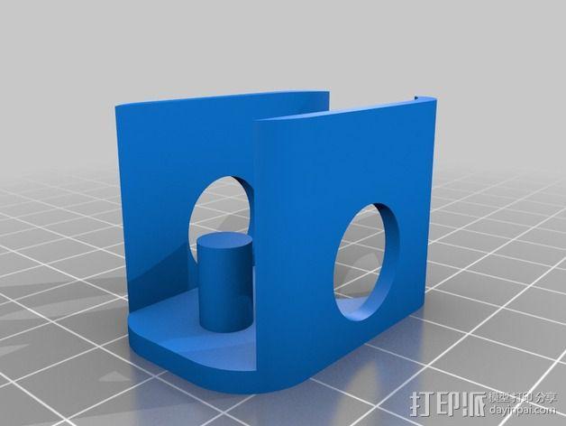 电动给料器 3D模型  图10