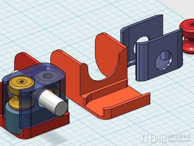电动给料器 3D模型  图12