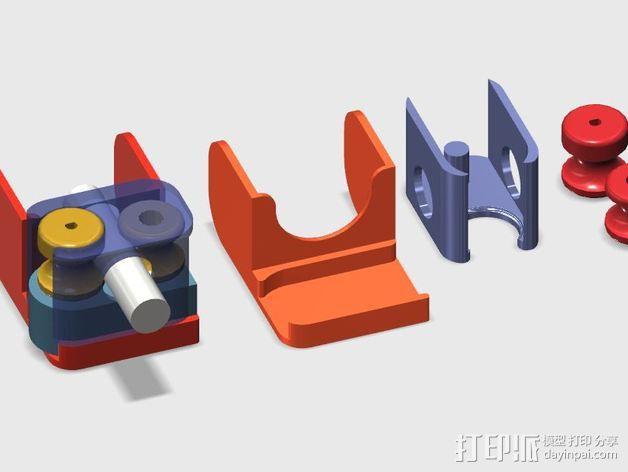 电动给料器 3D模型  图13