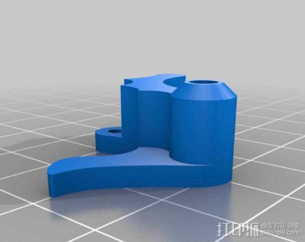 棘轮滑轮组 3D模型  图9