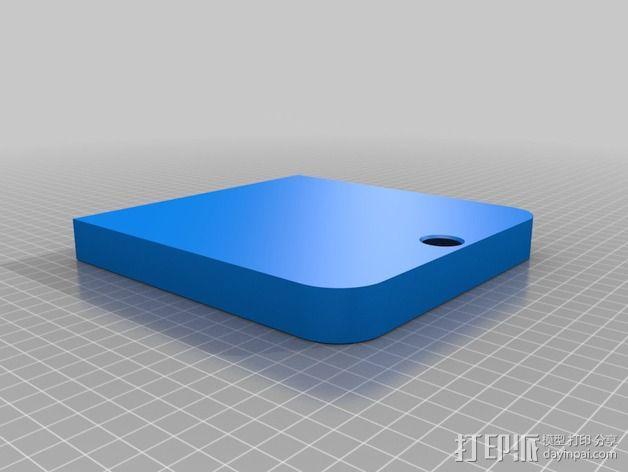 萃取器 3D模型  图3