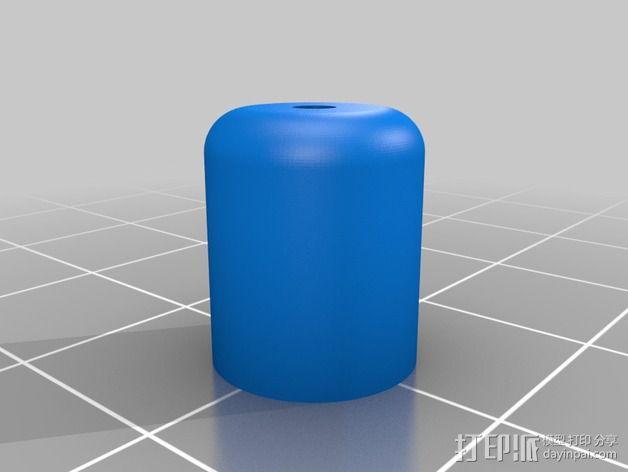萃取器 3D模型  图5