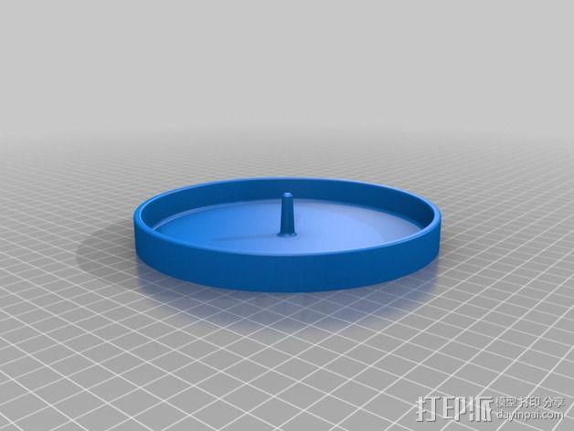 萃取器 3D模型  图6