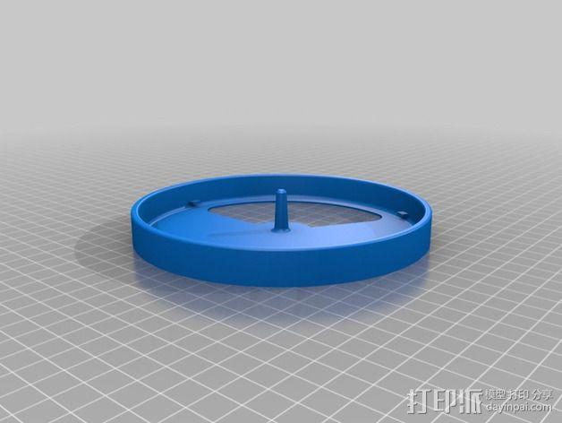 萃取器 3D模型  图7