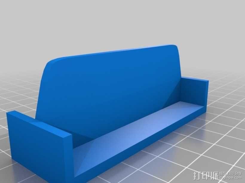 打磨块 3D模型  图2