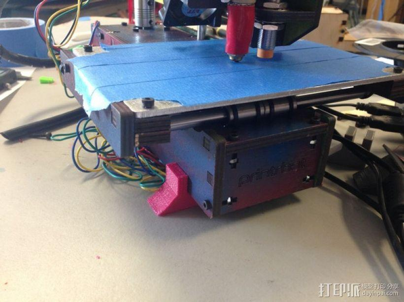 Printrbot Simple 3D打印机底座 3D模型  图3