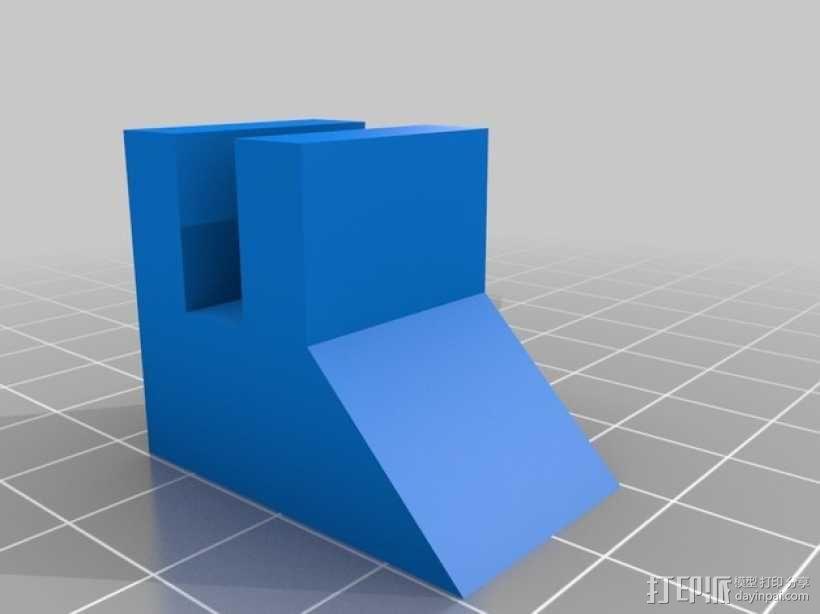 Printrbot Simple 3D打印机底座 3D模型  图5