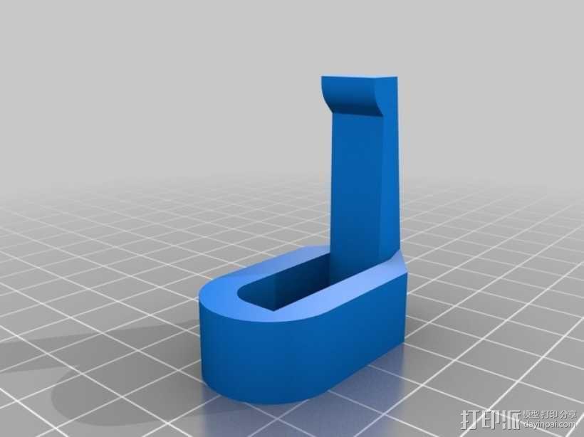 快速装弹器  3D模型  图1