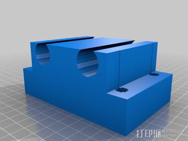 线性砂光机 3D模型  图7