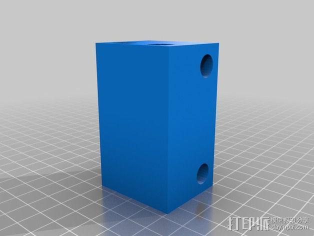 线性砂光机 3D模型  图8