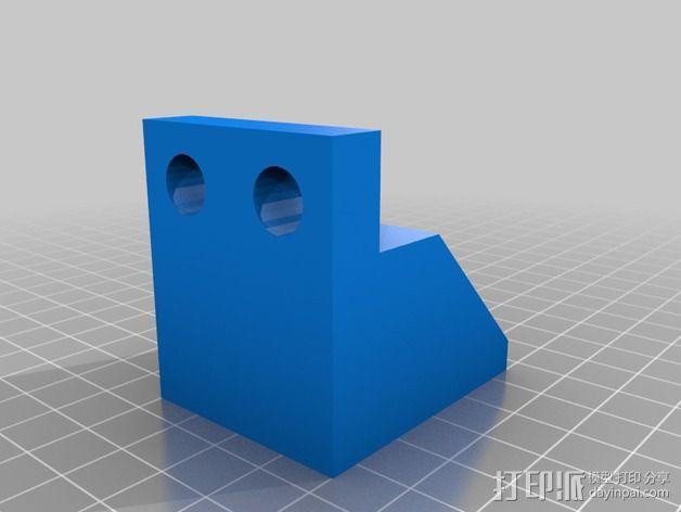 线性砂光机 3D模型  图9