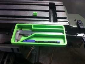 打磨机工具架 3D模型