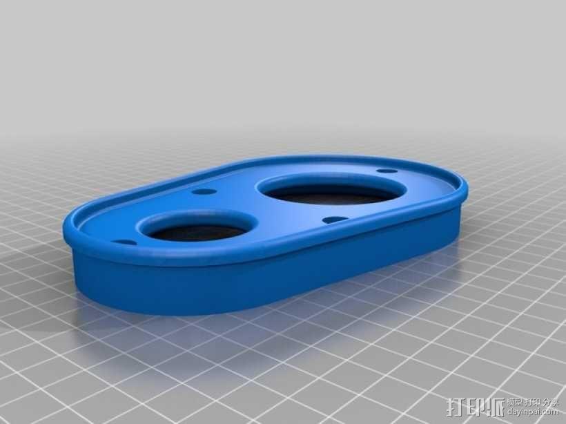 Shopbot CNC设备吸尘器 3D模型  图8