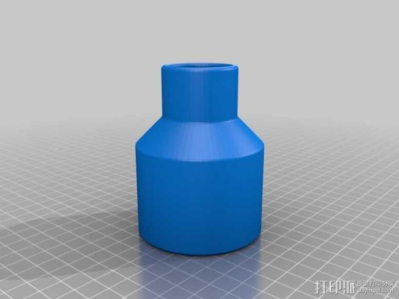 Shopbot CNC设备吸尘器 3D模型  图9