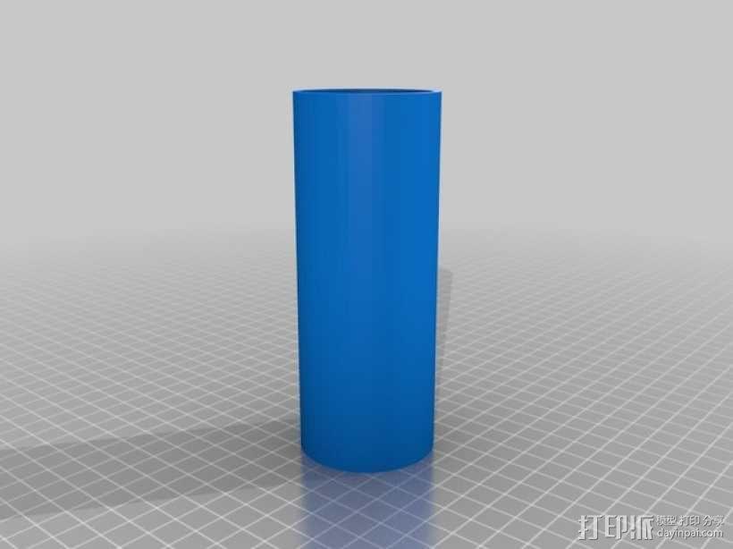 Shopbot CNC设备吸尘器 3D模型  图11