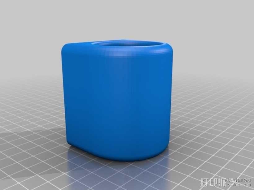Shopbot CNC设备吸尘器 3D模型  图10