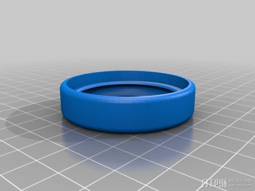 Shopbot CNC设备吸尘器 3D模型  图12