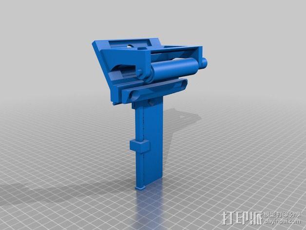 磨刀架 3D模型  图6