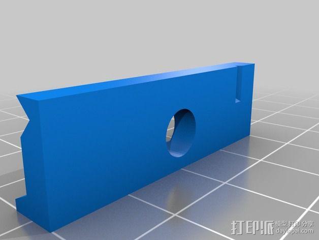 磨刀架 3D模型  图8