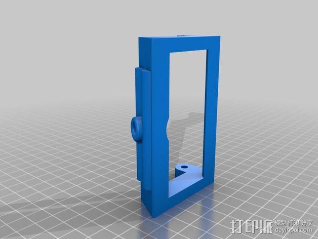 磨刀架 3D模型  图10