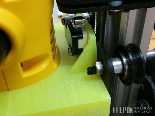 ShapeOko 2 CNC设备支架 3D模型  图5