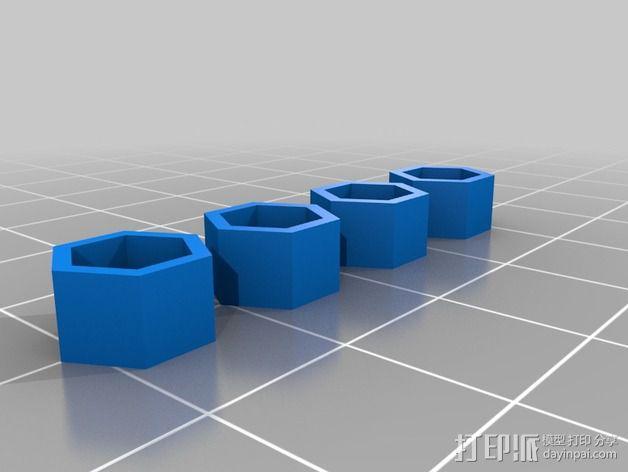 ShapeOko 2 CNC设备支架 3D模型  图12