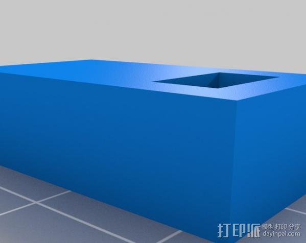 参数化工具架 3D模型  图5