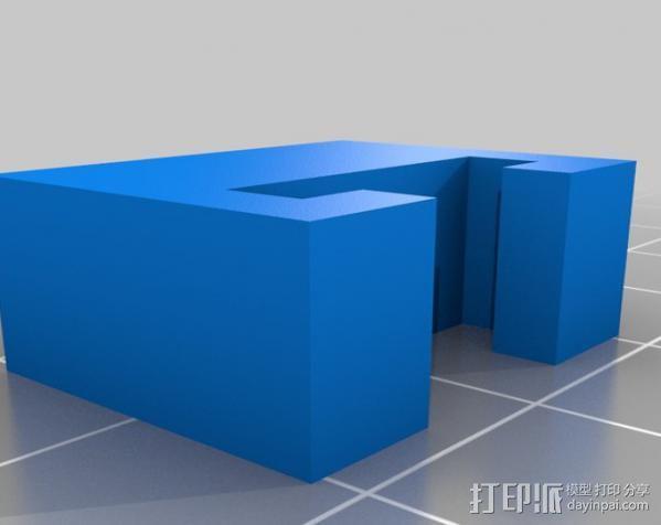 参数化工具架 3D模型  图7
