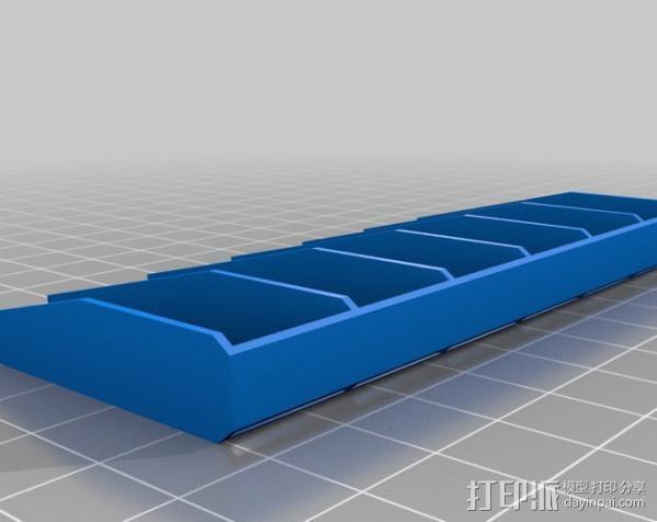 磁带 工具盒 3D模型  图2