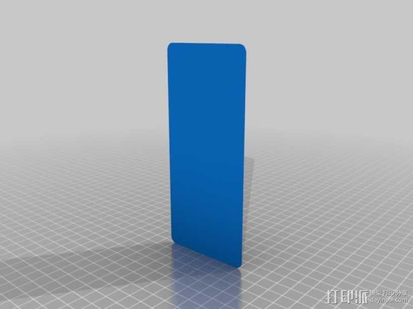 电子器件收纳箱 3D模型  图9