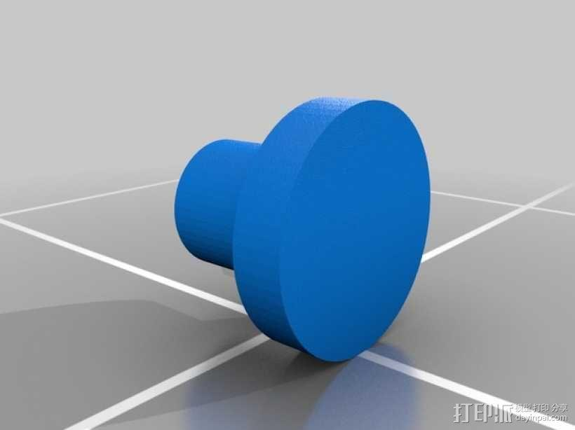 电子器件收纳箱 3D模型  图11