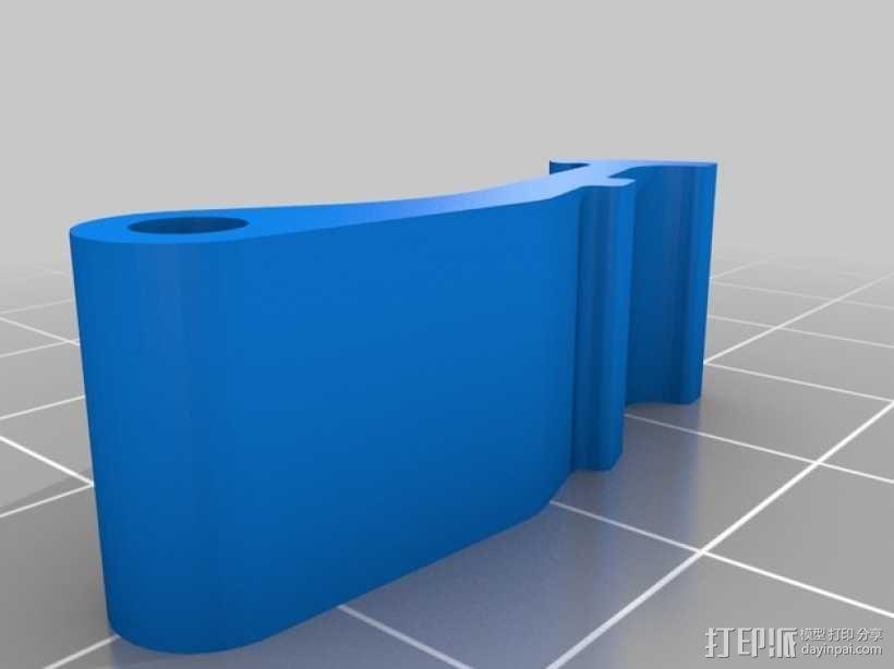 电子器件收纳箱 3D模型  图10